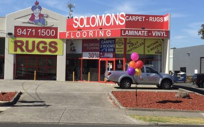 5 Balloon cluster outdoor balloons for Solomons Flooring Preston