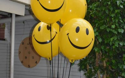 Smiley Balloons – Permanent Balloons